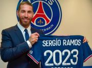 Resmi, Sergio Ramos Gabung Raksasa Liga Prancis Paris Saint-Germain