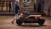 BMW CE 04 Skuter Listrik yang Bisa Melejit 120 km/jam