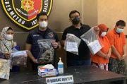 Polisi Ciduk Ibu dan Anak Pencurian Modus Hipnotis pada Istri Almarhum Jurnalis Metro TV