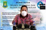 Tingkatkan Mutu Pendidikan di Tangerang, Arief Seleksi Kepsek dan Pengawas Sekolah