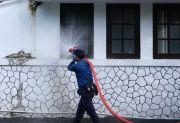 Balaikota Makassar Lockdown Usai 24 ASN Ketahuan Positif COVID-19, Satu Meninggal