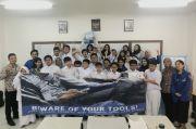 Warganet Dinilai Kurang Santun, UP Edukasi Literasi Digital ke Sejumlah Sekolah