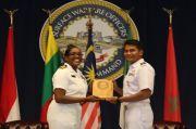 Hebat! Perwira TNI AL Raih Nilai Tertinggi di Naval War Collage Amerika Serikat