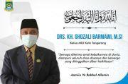 Sempat Dirawat karena Terpapar Covid-19, Ketua MUI Kota Tangerang Tutup Usia