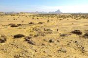 Pola Rahasia Ditemukan Dalam Area Makam Islam Abad Pertengahan di Sudan