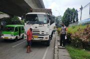 Gara-gara Setop Truk, Remaja Tewas Terlindas Truk Tronton di Bogor