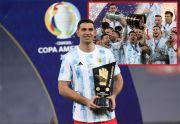 Emiliano Martinez, Aktor Kunci Kesuksesan Argentina di Copa America 2021
