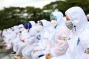 Satgas Detektor Makassar untuk Deteksi Covid-19 Banjir Sorotan