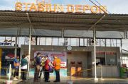 Wajib Punya STRP, Penumpang KRL Commuter Line di Stasiun Depok Turun 35%