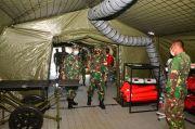 Ada Ledakan COVID-19, Mulai Hari Ini Pasukan Elit TNI AD Buka Rumah Sakit Lapangan di Malang