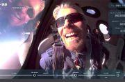 Bos Virgin Galactic Richard Branson Berhasil Sampai ke Luar Angkasa