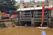 Update Tinggi Muka Air, BPBD DKI: Pasar Ikan Berstatus Siaga 2