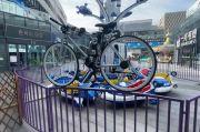 Canggih, Huawei Kembangkan Sepeda Otonom yang Tidak Bisa Jatuh