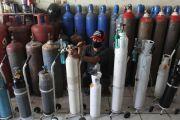 Krakatau Steel Bagi Oksigen Medis Gratis, Ini Syaratnya