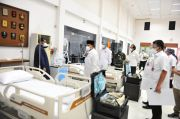 Pasien Covid-19 Melonjak, Prabowo Siapkan Dua Rumah Sakit Tambahan