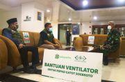 NU CARE Salurkan Bantuan Ventilator ke RSPAD Gatot Soebroto