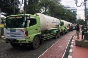 Kemenkes Distribusikan Bantuan 100 Ton Oksigen Cair ke 3 Provinsi