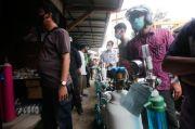 Pasokan Oksigen Mendesak, Erick Thohir Pacu BUMN Tingkatkan Produksi