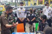 Bikin Haru, Jaksa di Tangerang Bayarkan Sanksi Tipiring Pelanggar PPKM Darurat Rp100.000