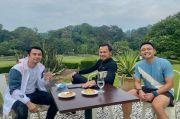 Momen Kasatpol PP Kota Bogor Santun saat PPKM Darurat Bersama Raffi Ahmad dan Bima Arya