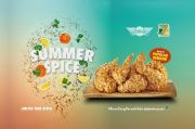 Wingstop Luncurkan Flavor Summer Spice, Favorit Banget