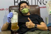 Ingin Bermanfaat buat Orang Lain, Nino RAN Donor Plasma Konvalesen