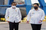 Jokowi Sebar 600.000 Paket Vitamin Gratis, Erick Thohir: Kami yang Siapkan