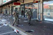 Cerita Warga Afrika Selatan Menentang Kerusuhan: Saya Lihat Kehancuran, Saya Menangis