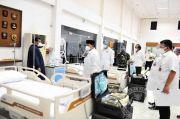 DPR Puji Menhan Sulap Fasilitas Kementerian Jadi Ruang Tambahan untuk Pasien Covid