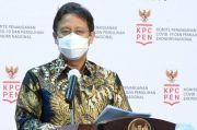 Lapor Jokowi, Menkes Sebut Kebutuhan Oksigen Melonjak Jadi 2.000 Ton per Hari