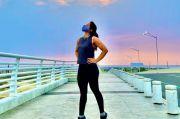 Lewat Medsos, Jessica MD Bagikan Tips Berolahraga yang Mudah