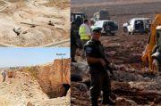 Israel Hancurkan Pemakaman Kanaan Terbesar di Tepi Barat, Hina Sejarah Palestina