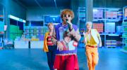 Siapa Sosok yang Ada di Kaus V BTS saat Tampil di FNS Festival Jepang?