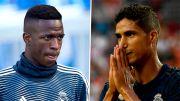 Selain Raphael Varane, Manchester United Tawar Vinicius Junior