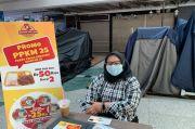 PPKM Diperpanjang, Pedagang di Mal Putar Otak Jualan di Pinggir Jalan dan Banting Harga