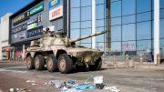 Kerusuhan Afrika Selatan Menggila, 212 Orang Tewas Secara Brutal