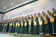 44 Mahasiswa Indonesia Raih Sarjana Syariah di Universitas Al-Ahgaff Yaman