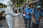 Kasus COVID-19 Harian Cetak Rekor, Thailand Perluas Lockdown