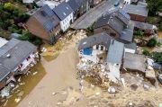 Terus Bertambah, Korban Tewas Banjir Eropa Capai 160 Jiwa