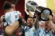 Emiliano Martinez Ingin Berikan Trofi Piala Dunia untuk Messi