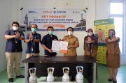 Pupuk Kaltim Salurkan 30 Ton Oksigen untuk Pasien Covid-19 di Bontang