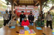 Lawan PPKM Darurat dan Pasang Baliho Enak Zaman PKI, Kades di Sragen Dilepas Polisi