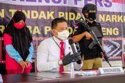 Selundupkan Sabu 1 Kg dari Malaysia, Wanita Cantik asal Madura Ditangkap Polda Jateng