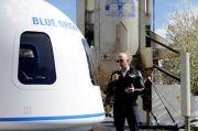 Ahli Sebut Penerbangan Luar Angkasa Jeff Bezos Berisiko