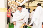 Cerita Rahmatulloh Meraih Izin Berhaji di Tengah Pandemi