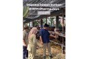 Anies Bangga Warga Jakarta Ikuti Anjuran Melakukan Pemotongan Kurban di RPH
