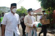 Idul Adha, Wali Kota Tangerang Bagikan BST Rp600 Ribu untuk Ratusan Warga Sukaasih