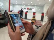 Bank DKI Imbau Penerima Bantuan Tunai Gunakan JakOne Mobile
