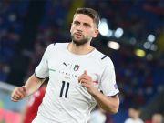 Moncer di Piala Eropa 2020, Domenico Berardi Jadi Target Panas di Bursa Transfer