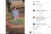 Viral Video Seorang Santri Menangis di Makam Ibunya, Tak Bisa Hadir saat Pemakaman